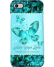 Ovarian Cancer Awareness Phone Case i-phone-7-case