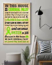 cerebral palsy house 16x24 Poster lifestyle-poster-1