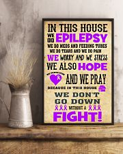 Epilepsy Fight House 24x36 Poster lifestyle-poster-3
