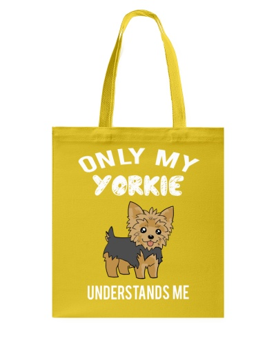 Only My Yorkie