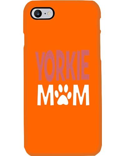 Yorkie Mom