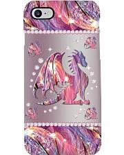 Dragon Metal pattern Phone Case i-phone-8-case
