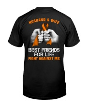 MS Husband And Wife Classic T-Shirt thumbnail