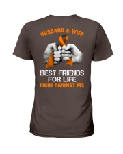 MS Husband And Wife Ladies T-Shirt thumbnail
