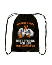 MS Husband And Wife Drawstring Bag thumbnail