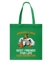 MS Husband And Wife Tote Bag thumbnail