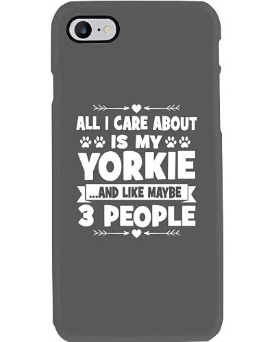 Yorkie 3 People