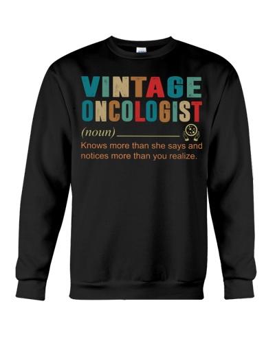 Vintage Oncologist