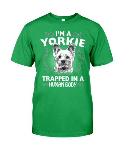I Am A Yorkie