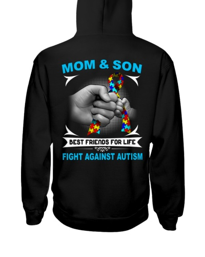 Autism Mom And Son