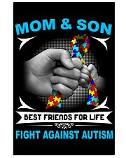 Autism Mom And Son 16x24 Poster front