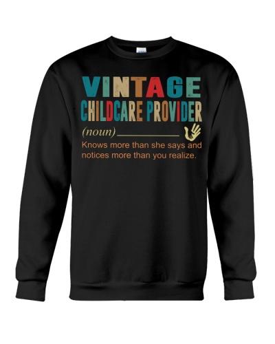 Vintage Childcare Provider