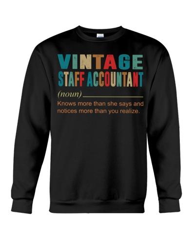 Vintage Staff Accountant