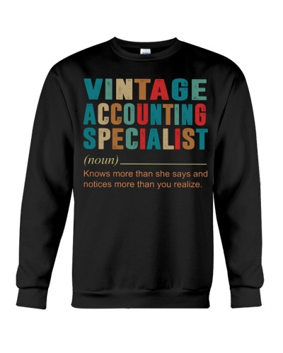 Vintage Accounting Specialist
