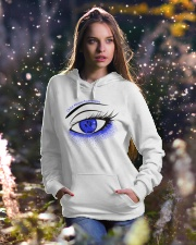 Child Abuse Awareness Hooded Sweatshirt lifestyle-holiday-hoodie-front-5