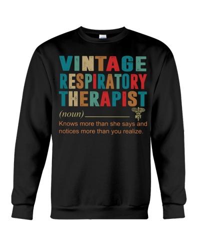 Vintage Respiratory Therapist