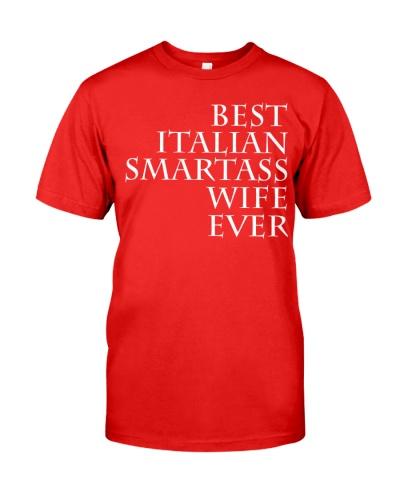 ITALIAN SMARTASS WIFE