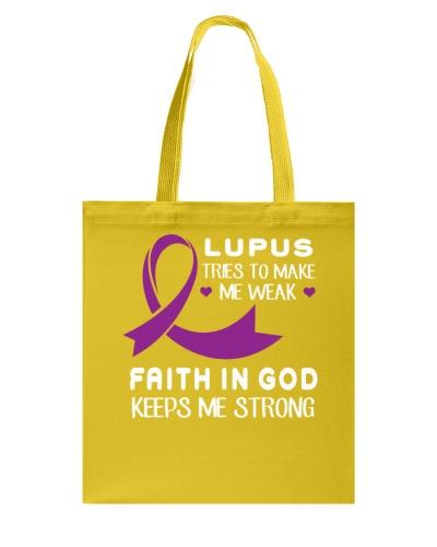 Lupus Tries To Make Me Weak