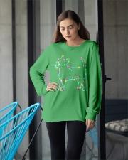 Christmas Lights Xmas Dog Chihuahua Long Sleeve Tee apparel-long-sleeve-tee-lifestyle-front-20