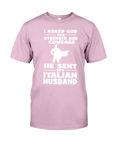 He Sent My Italian Husband