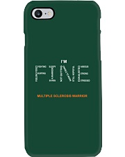 MS Warrior I'm Fine  Phone Case thumbnail