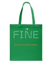 MS Warrior I'm Fine  Tote Bag tile