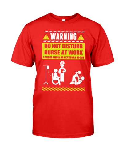 Nurse Warning