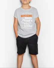 I Love Someone With MS To The Moon And Back Youth T-Shirt lifestyle-youth-tshirt-front-1