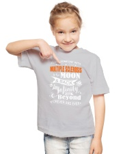 I Love Someone With MS To The Moon And Back Youth T-Shirt lifestyle-youth-tshirt-front-2