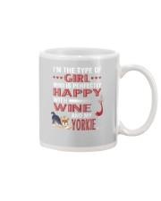 Yorkie Girl Mug thumbnail