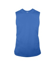 Autism Awareness Mom And Son Sleeveless Tee front
