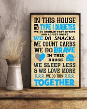 t1d house 24x36 Poster lifestyle-poster-3