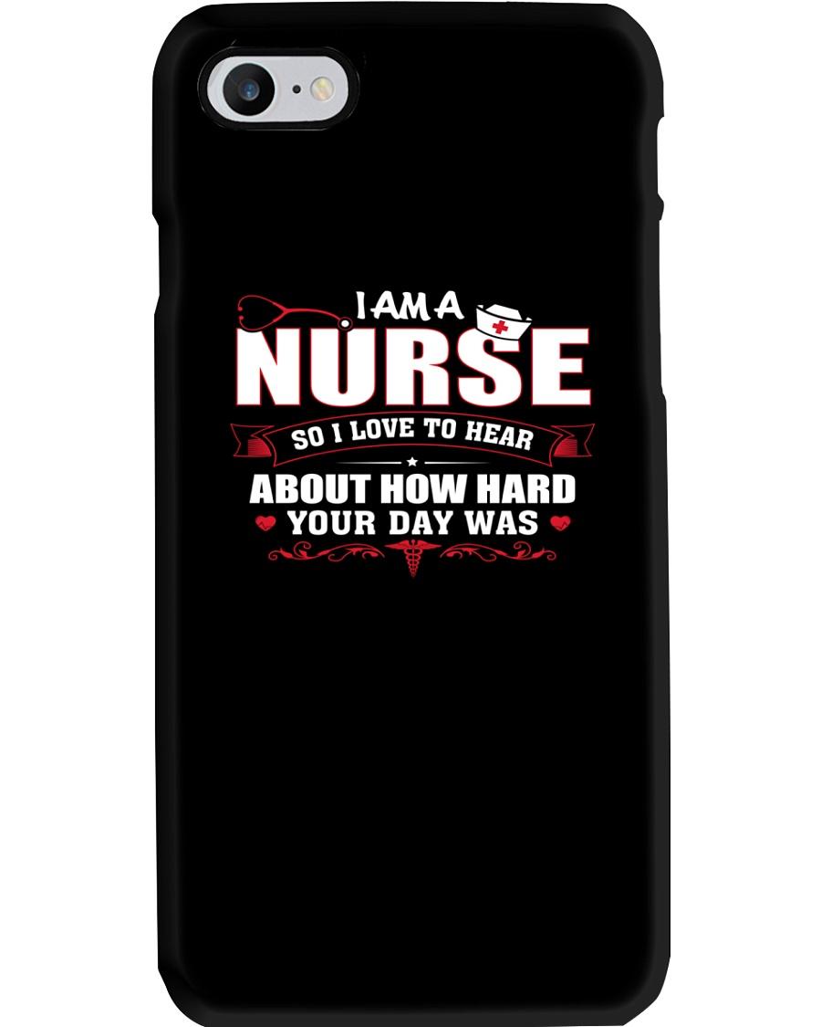 I Am A Nurse Phone Case