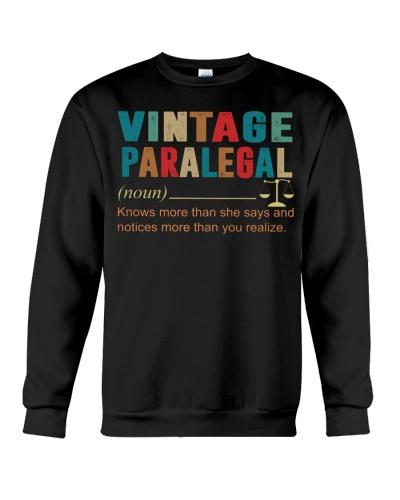 Vintage Paralegal