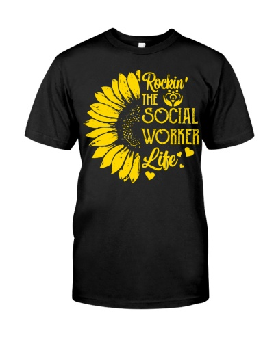 Social Worker Sunflower