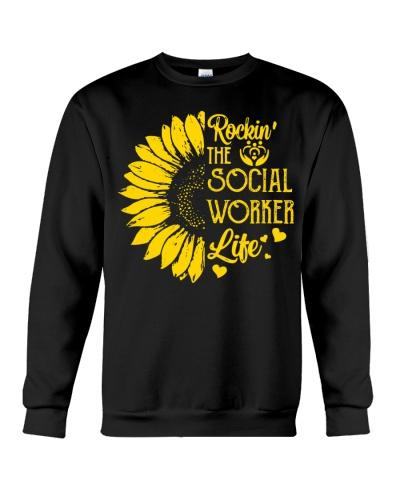 Social Worker Sunflower
