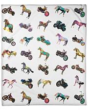 """HorMot Pop Art Series Fleece Blanket - 50"""" x 60"""" front"""