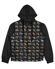 HorMot Pop Art Series Women's All Over Print Full Zip Hoodie thumbnail