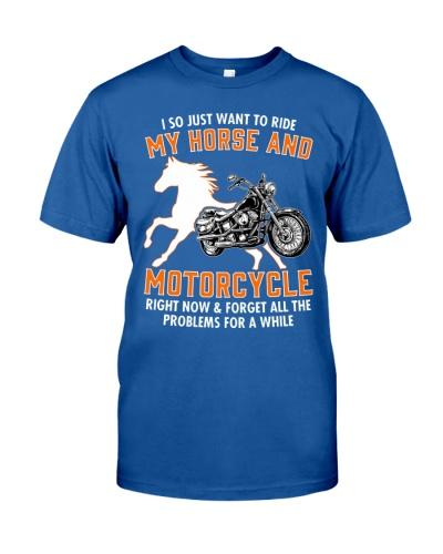 Horse Biker
