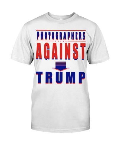 photographers against trump shirt