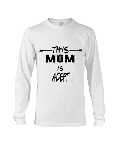 This Mom is Adept  gift for Mothers