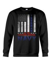 Navy Veterans Of The United States T Shirt By Tomg Crewneck Sweatshirt thumbnail