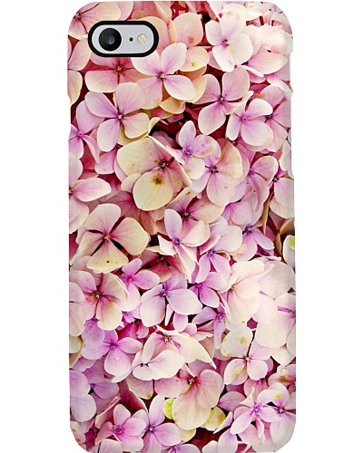 Pink Flower iPhone and Android Case