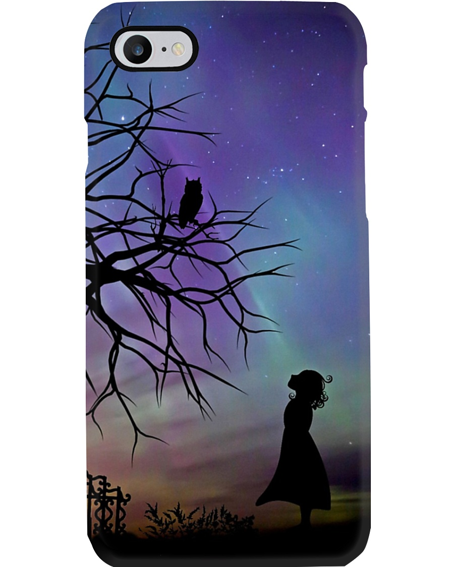 Happy Owl-o-ween Phone Case