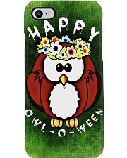 Happy Owl-o-ween Phone Case i-phone-7-case