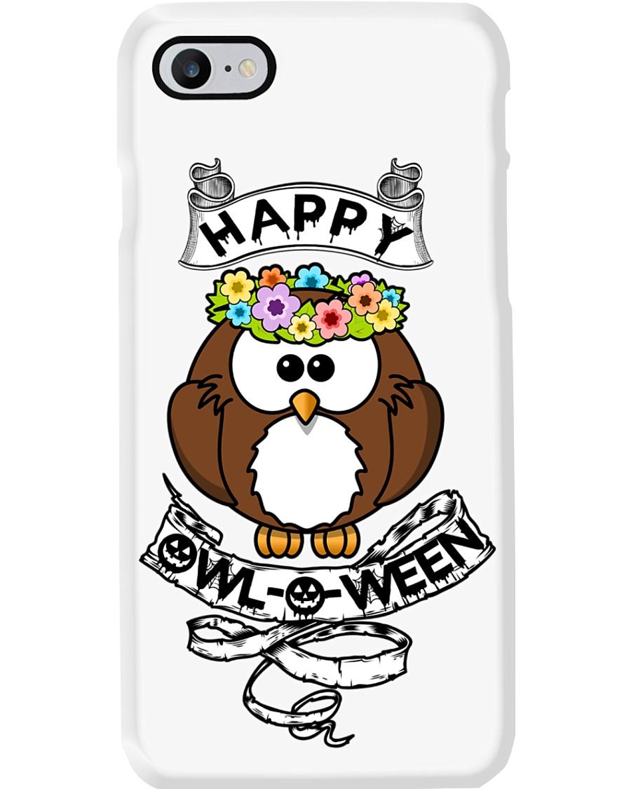 Happy Owl-o-ween Phone Case