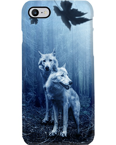 Beautiful Wolf Phone Case For iPhone and Android