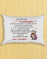 GRANDDAUGHTER Rectangular Pillowcase aos-pillow-rectangle-front-lifestyle-6
