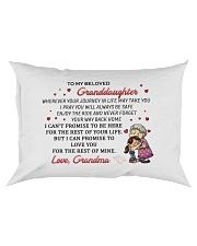 GRANDDAUGHTER Rectangular Pillowcase front