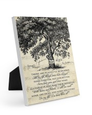 Poster 8x10 Easel-Back Gallery Wrapped Canvas thumbnail